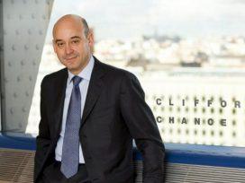 Jaime Velázquez renueva como socio director de Clifford chance en España