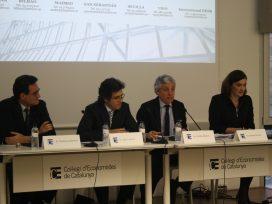 Bufete Barrilero y la Comisión de Auditores de Cuentas de Catalunya analizan los últimos cambios en el derecho de separación del socio