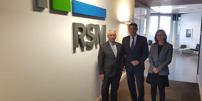 RSM Spain impulsa su proceso de crecimiento del área de Tax & Legal con la incorporación de profesionales y firmas de primera línea