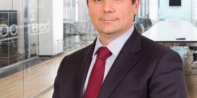 BDO nombra a Sergio Esteve responsable del área de Consultoría