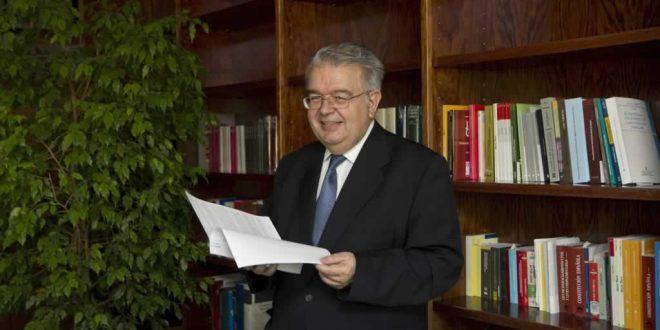 Juan José González Rivas, elegido nuevo presidente del Constitucional