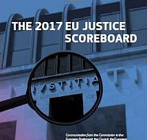 Cuadro de Indicadores de Justicia en la UE 2017
