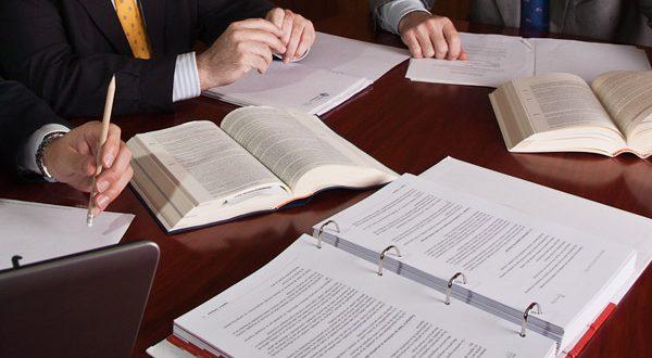 2ª convocatoria del exámen de acceso a la abogacía