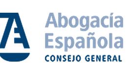 Subvención al CGAE materia de prestación de asistencia jurídica gratuita