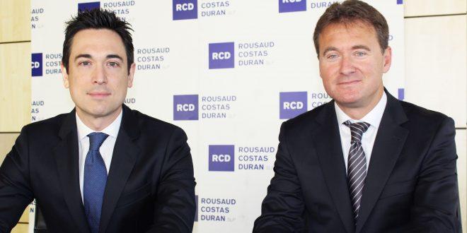 Jesús Martrat y David Villa, nuevos socios de RCD – Rousaud Costas Duran