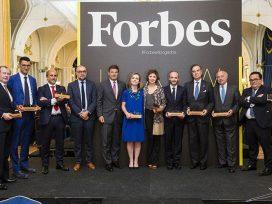 ECIJA ganadora del Premio Forbes al mejor despacho del año en Tecnología de la Información y Propiedad Intelectual