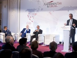 Andersen Tax & Legal en España tiene el objetivo de contribuir fuertemente al crecimiento internacional de la firma