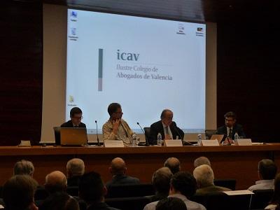 La Real Academia Valenciana de Jurisprudencia y Legislación cierra su ciclo de conferencias con Nuevas tecnologías e inviolabilidad de las comunicaciones