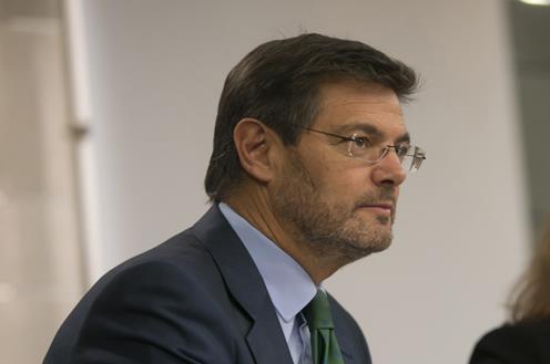 Catalá reafirma la necesidad de trabajar en un plan de acción integral para una reforma estructural de la Justicia