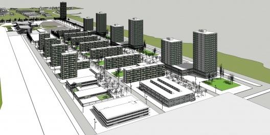Un suelo urbano no consolidado no puede recalificarse en la revisión de un PGOU