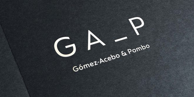 Gómez-Acebo & Pombo renueva su identidad corporativa