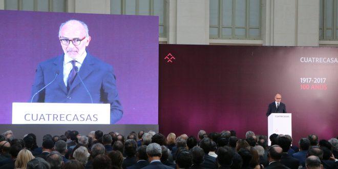 Cuatrecasas celebra su centenario en Madrid