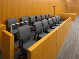 Se refuerza la seguridad en los edificios judiciales