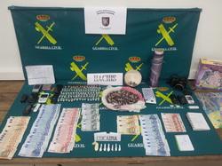 Delito contra la salud pública. Tráfico de Drogas. Intervención de un vehículo