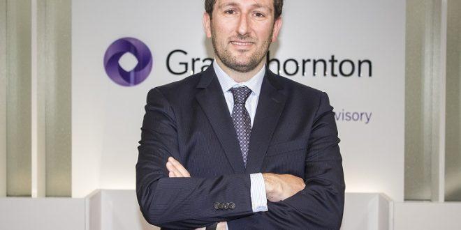 Grant Thornton incorpora a Alejandro Sánchez como nuevo socio de Energía