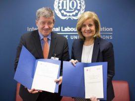 España ratifica el protocolo internacional sobre trabajo forzoso y se consolida como el país con más convenios internacionales ratificados con la OIT