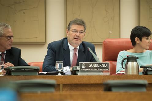 Catalá defiende la funcionalidad de LexNET y garantiza que las incidencias del mes de julio no mermaron los derechos ciudadanos