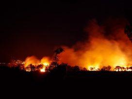 El incendio de la Ciudad de la Justicia de Valencia provocó la suspensión de 2.500 juicios y vistas