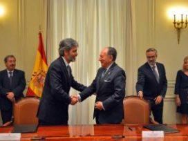 El CGPJ y el CNI colaborarán en la prevención de las ciberamenazas y los ataques en la Red