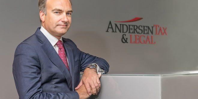Andersen Tax & Legal incorpora a Javier Vinuesa como socio responsable del área Fiscal en la oficina de Madrid