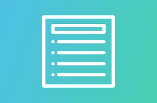Nueva regulación de la memoria del análisis de impacto normativo
