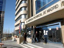 Fallece el magistrado y presidente de la Sección Primera de la Audiencia Provincial de Madrid, Alejandro María Benito López