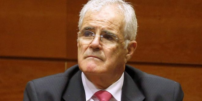 Falleció Don José María Romero de Tejada. El Fiscal discreto