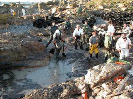 La Audiencia de A Coruña fija una indemnización de 1.573 millones para el Estado por los daños patrimoniales, medioambientales y morales del Prestige