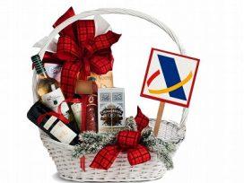 Tanto la cesta de Navidad como la compensación económica que la sustituya tributan