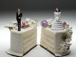 Caen las disoluciones matrimoniales un 2,4% durante el tercer trimestre de 2018