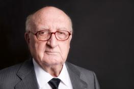 Fallece el presidente de honor de Uría Menéndez, Aurelio Menéndez Menéndez