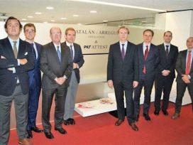 Las firmas Catalán Y Arregui Abogados  y PKF Attest se integran en Navarra