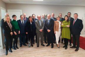Los despachos SGS, Durán Laguna Abogados, Ipar Bilbao, Gaona Abogados y Sanz Lomana Puras y Asociados se alían bajo BMyV Alianza