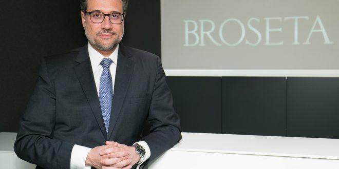 BROSETA refuerza su área de Bancario y Financiero con la incorporación como socio de Carlos Gutiérrez