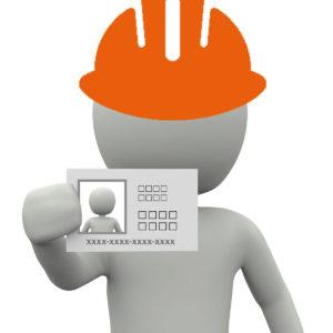 Nueva tarjeta BTP: obligatoria para trabajadores de la construcción y obra pública en Francia