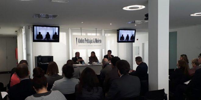 Abdón Pedrajas censura el modelo dual de representación de los trabajadores y aboga por una reforma 'consensuada'