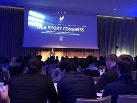 """El """"Web Sport Congress"""" se estrena con éxito y se sitúa como el primer congreso internacional sobre derecho deportivo y tecnología"""