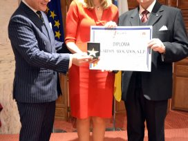Sagardoy Abogados recibe La Estrella de Oro a la excelencia profesional
