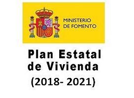 Se publica el Plan Estatal de Vivienda 2018-2021