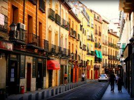 Prohibición de consumo de alcohol en la calle, con exclusión de una zona tradicional de tascas