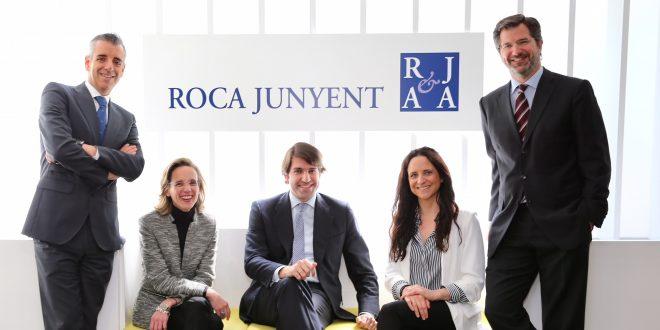 Roca Junyent incorpora a Raúl Salas como socio del Departamento Fiscal en Madrid