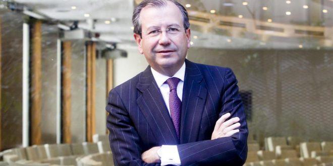 Fernando Vives, presidente de Garrigues, premiado por Chambers
