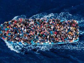 Inmigración ilegal y trata de seres humanos