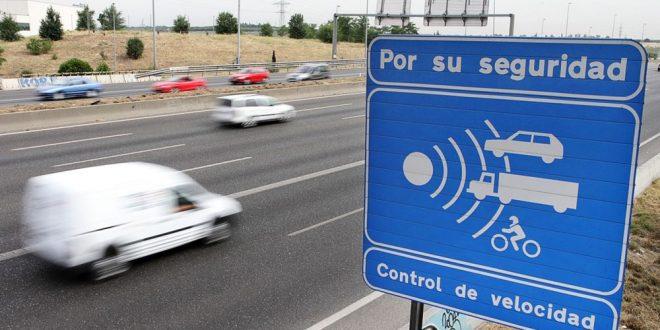 Los radares móviles estáticos tendrán el mismo margen de error que los fijos para imponer multas de tráfico
