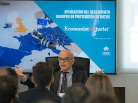 Economist& Jurist celebra una Jornada sobre la aplicación real del Reglamento Europeo de Protección de datos