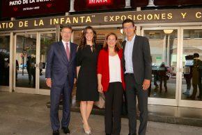 ECIJA inaugura su nueva sede en Zaragoza con la presencia del Ministro de Justicia Rafael Catalá y la Directora de la AEPD Mar España