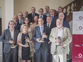 Unión Profesional de Valencia otorga sus III Premios a la Excelencia al IVI, a la Asociación de Empresarias y Profesionales de Valencia (EVAP), al neurocirujano José Piquer y a la Fundación Alanna