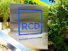 Rousaud Costas Duran renueva su identidad corporativa bajo la marca RCD
