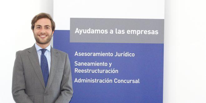PLUTA España incorpora a Luis Miguel Gutiérrez Robredo como abogado senior