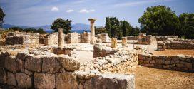 Condenados a dos años de prisión por el expolio de unas ruinas históricas
